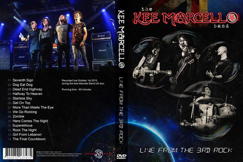 Kee Marcello - Live From The 3rd Rock