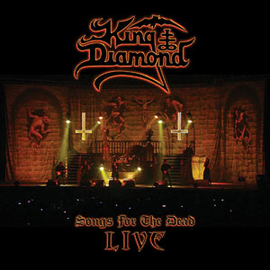 KING DIAMOND - Songs From The Dead Live