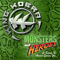 KING KOBRA  - Monsters And Heroes