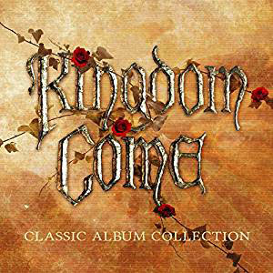 KINGDOM COME - Get It On: 1988-1991 - Classic Album Collection