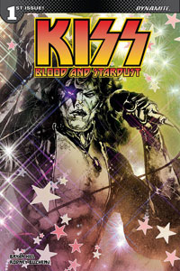 KISS - Blood & Stardust