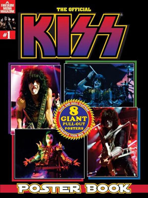 The Official KISS Poster Magazine