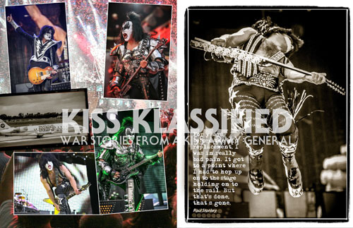 KISS - Kiss Klassified – War Stories From A Kiss Army General
