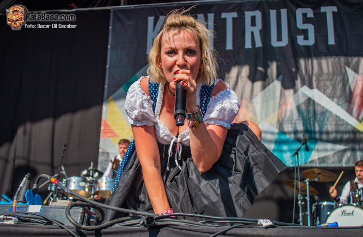 KONTRUST - DOWNLOAD FESTIVAL MADRID 2019