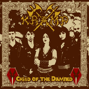 KRAMP - Child Of The Damned
