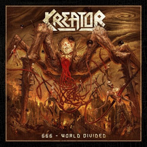 KREATOR - 666 - World Divided