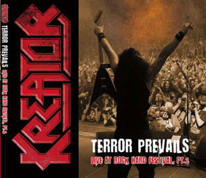 KREATOR - Terror Prevails Part 2 - Live At Rock Hard Festival