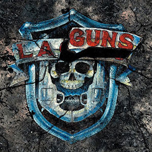 L.A. GUNS - The Misiing Peace