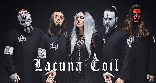 LACUNA COIL- Nothing Stands In Our Way