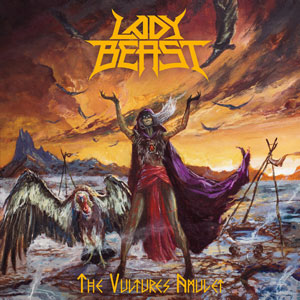 LADY BEAST - The Vulture´S Amulet