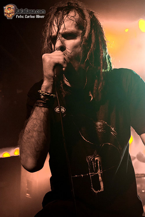 LAMB OF GOD Randy Blythe