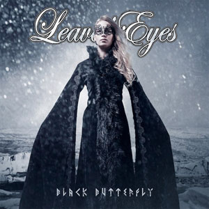LEAVES' EYES -  Black Butterfly