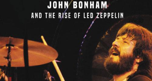 Nuevo libro dedicado al batería de LED ZEPPELIN John Bonham