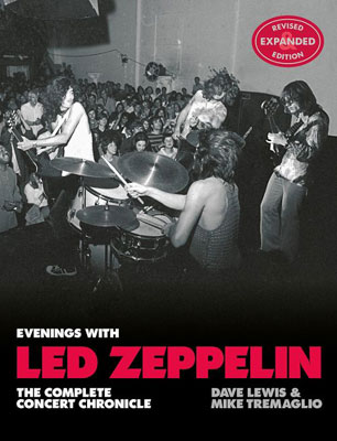Evenings With Led Zeppelin –The Complete Concert Chronicle