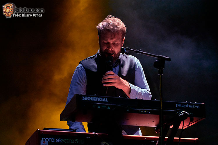 LEPROUS - DOWNLOAD FESTIVAL MADRID 2019
