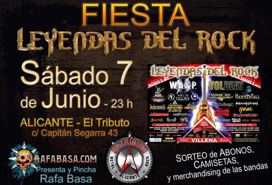 Fiesta Leyendas Zaragoza