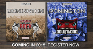 Donington – The Official History