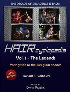 HAIRcyclopedia Vol. 1 - The Legends
