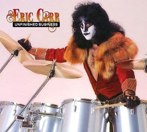 Eric Carr - Unfinished Business