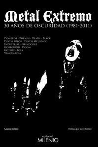 Metal Extremo: El Libro; 1981 – 2011 30 años de oscuridad