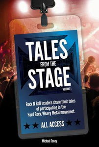 Tales From The Stage, Volume 1