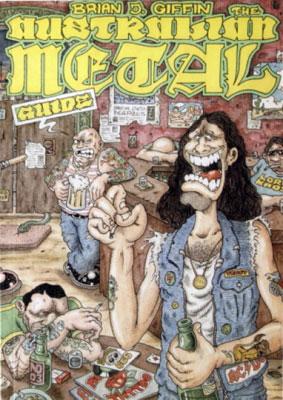The Australian Metal Guide