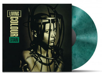 """LIVING COLOUR """"Stain"""