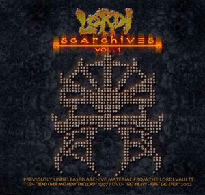 LORDI  - The Scarchives Vol. 1