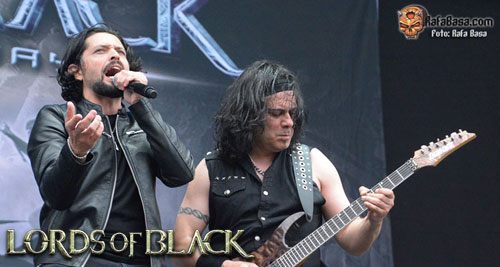 "LORDS OF BLACK terminando la grabación de su ""Alchemy Of Souls Part II"""