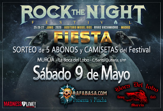 ROCK THE NIGHT FIESTA