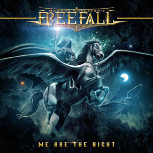MAGNUS KARLSSON'S FREE FALL - We Are The Night