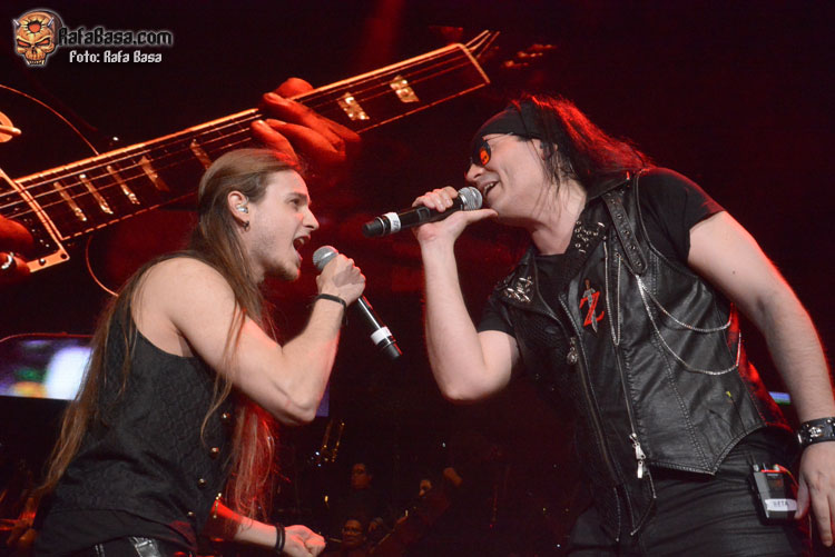 MÄGO DE OZ - Sábado 5 de Mayo de 2018 - Arena - Ciudad de México