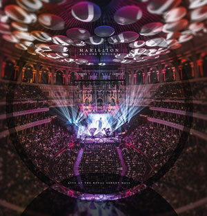 MARILLION - All One Tonight – Live AT The Royal Albert Hall