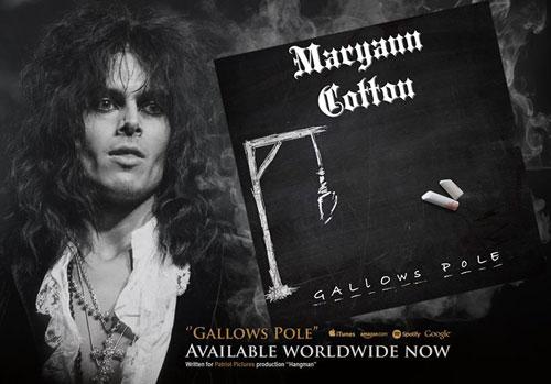 MARYANN COTTON - Gallows Pole