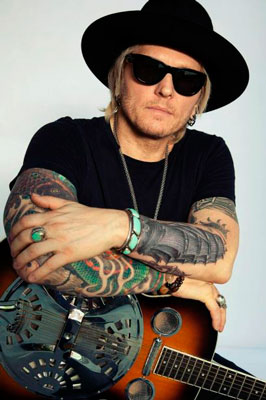 MATT SORUM'S FIERCE JOY