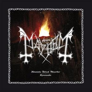 MAYHEM - Atavistic Black Disorder/ Kommando
