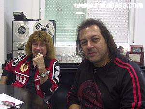 Manuel y Paco de Medina Azahara -