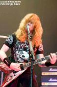Megadeth - Foto: Sergio Blanco