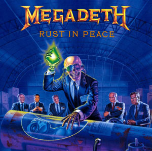 MEGADETH – Rust In Pace