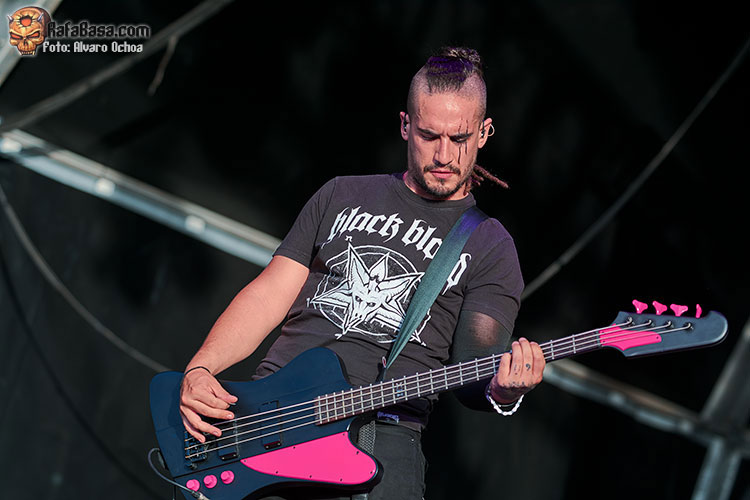 MEGARA - DOWNLOAD FESTIVAL MADRID 2019