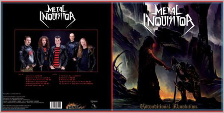 METAL INQUISITOR - Absolution