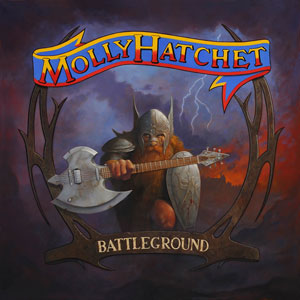 MOLLY HATCHET - Batttleground