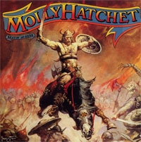 MOLLY HATCHET - Beatin' The Odds