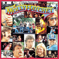 MOLLY HATCHET - Double Trouble