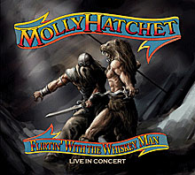 MOLLY HATCHET - Flirtin' With The Whiskey Man