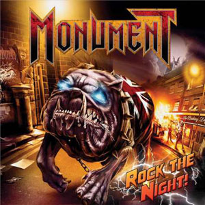 MONUMENT  - Rock The Night