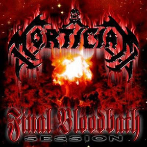 MORTICIAN  - Final Bloodbath Sessions