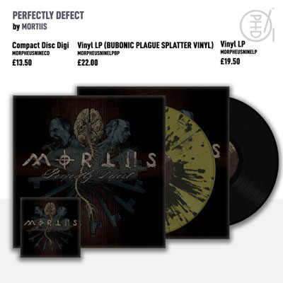 MORTIIS - Perfectly Defect
