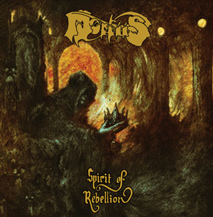 MORTIIS - Spirit Of Rebellion