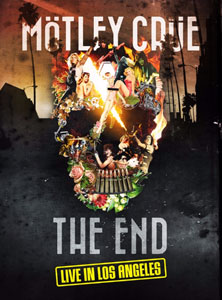 MÖTLEY CRÜE - The End – Live In Los Angeles